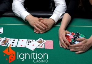 Ignition Casino players
